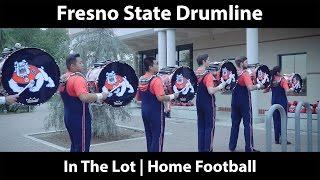 Fresno State Drumline 2016 in 4K | Fresno State vs. Hawaii | In the Lot
