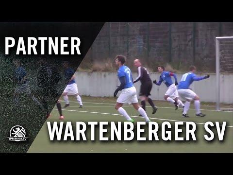 Wartenberger SV II - SV Blau-Weiß Berolina Mitte II (Kreisliga A, Staffel 4) - Spielszenen | SPREEKICK.TV