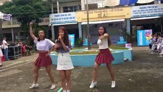 Tớ Thích Cậu - Han Sara | THPT An Lạc (Bình Tân) | VTM Tour 2017