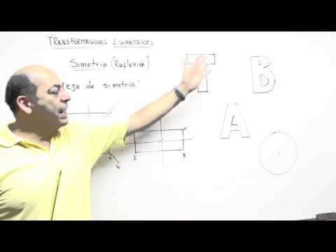 Transformaciones Isométricas9