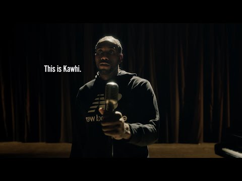 Kawhi Leonard | WE GOT NOW | New Balance