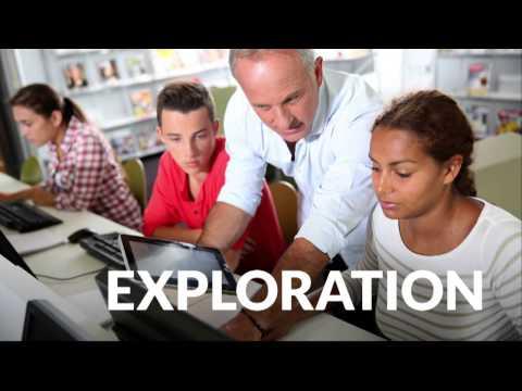 Interactive Classroom with ScreenBeam Pro Wireless Display