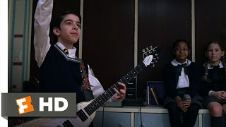 The School of Rock (6/10) Movie CLIP - Creating Musical Fusion (2003) HD