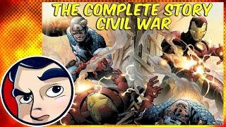 Civil War - The Complete Story | Comicstorian