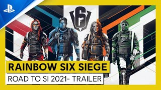 Rainbow six siege :  bande-annonce