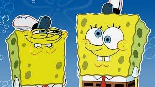 Spongebob Parodies ITSELF?