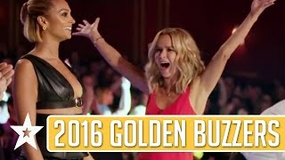 GOLDEN BUZZER Auditions On Britain's Got Talent 2016