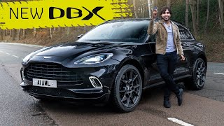 Aston Martin DBX - The Most Exciting Sports SUV! Full Road Review