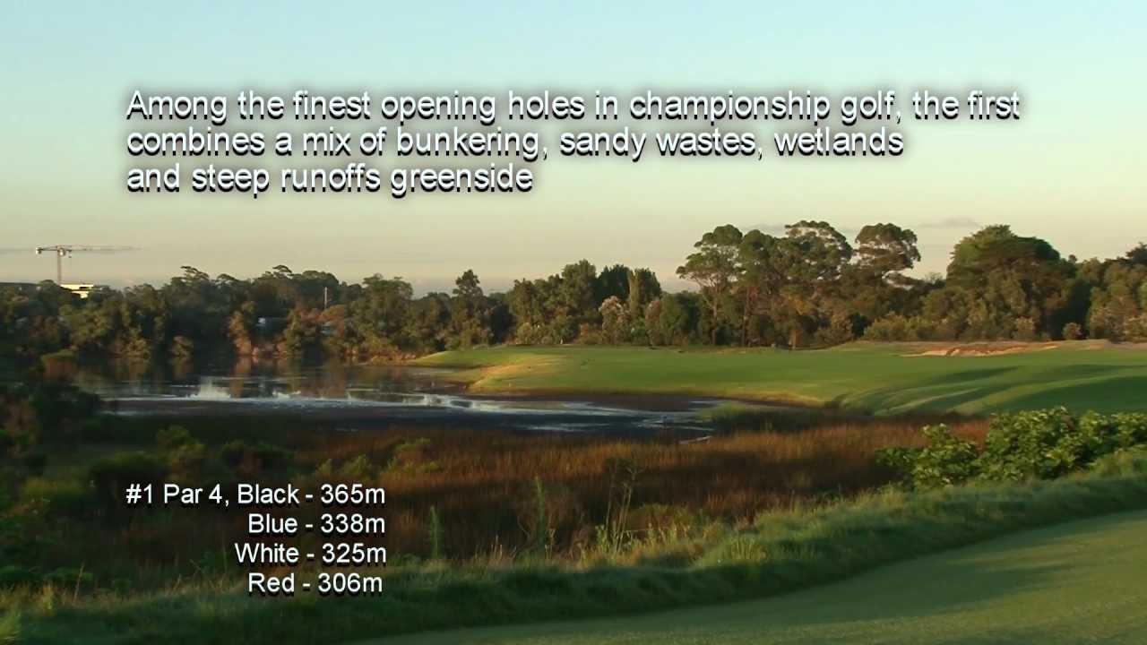 lakes golf course sydney - photo#26