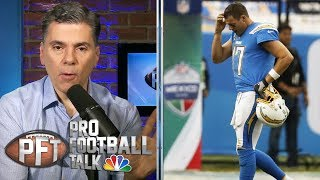 Is Philip Rivers' time with Chargers over after MNF loss? | Pro Football Talk | NBC Sports