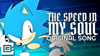 """SONIC MANIA SONG ▶ """"The Speed In My Soul"""" 