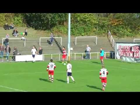 Altona 93 - TuS Dassendorf (Oberliga Hamburg) - Spielszenen | ELBKICK.TV