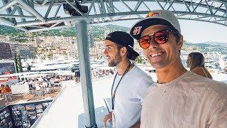 AS VIP AS IT GETS!! | MONACO F1 | VLOG² 25