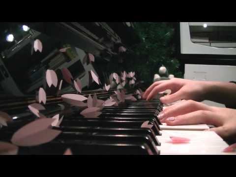 ❀Ayakura❀ ✿SAKURA, I love you?✿ (piano ピアノ ver.) - 西野カナ Nishino Kana