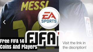 Free FIFA 14 UT Coins For World Cup! No survey!