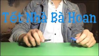 Tết Nhà Bà Hoan - Vanh Leg (Parody) - Pentapping cover by Raize