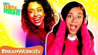 Who Inspired Liza Koshy's Career?! | WHAT THEY GOT RIGHT