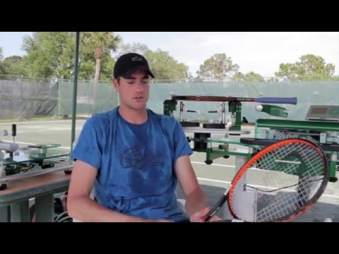 John Isner TeXtreme Interview