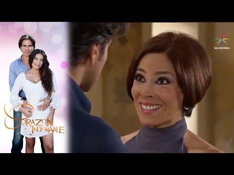 ¡Simona espera un hijo de Octavio! | Corazón indomable - Televisa