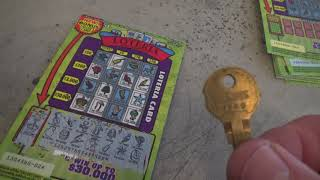 Loteria Lottery Scratch Card Game Challenge # 1