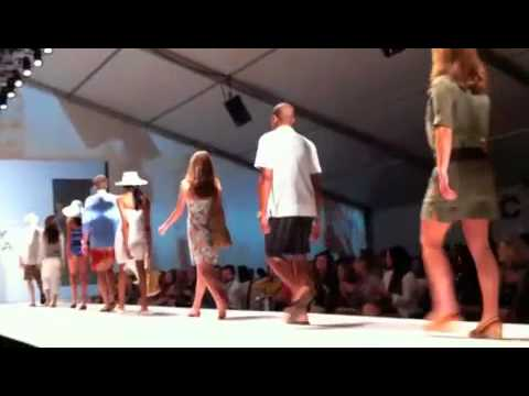 Charleston Fashion Week Day 2: Tommy Bahama