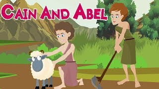 Cain and Abel | First Two Son's of Adam & Eve | Book of Genesis I Animated Children's Bible Stories