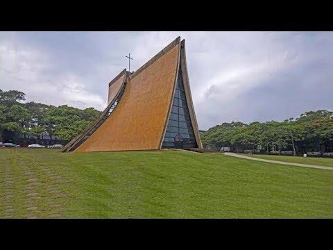 建築 |貝聿銘: 台灣最美教堂