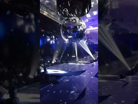 CONRYTMO MIRROR BALL IN FINLAND, WITH SKYDRUMS