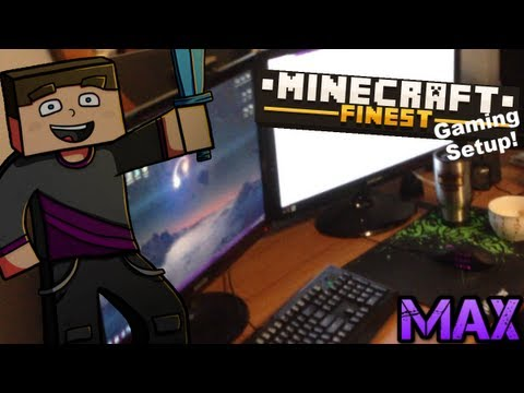 Max's Gaming Setup - 250k Special Part 3 Of 3 - Smashpipe Games