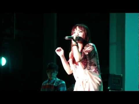 20111127 廣州拉闊音樂會-徐佳瑩-綠洲