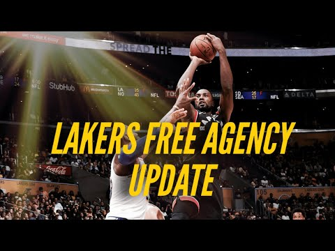 Lakers Free Agency Update