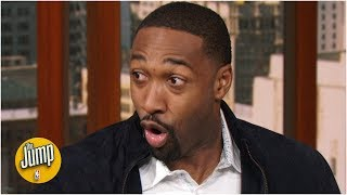Gilbert Arenas reflects on his best moments in the NBA | The Jump