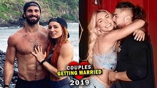 5 WWE Couples Getting Married Soon - Seth Rollins & Becky Lynch, Charlotte Flair & Andrade