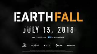 Earthfall - Megjelenési Dátum Trailer