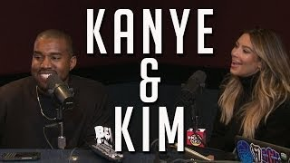 """Kim K details Kanye as Father + Kanye.. """"You're wife for life now"""""""