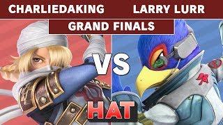 HAT 58 - Charliedaking (Sheik) Vs. Larry Lurr (Falco) Grand Finals - Smash Ultimate