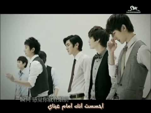 Super Junior M - Blue Tomorrow (arabic sub)..avi