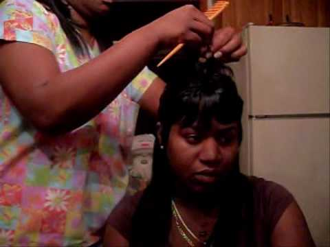 27 Piece Hair Style Short On Top Long In The Back