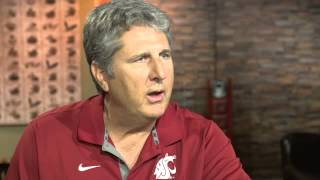 Mike Leach pitches 64-team football playoff