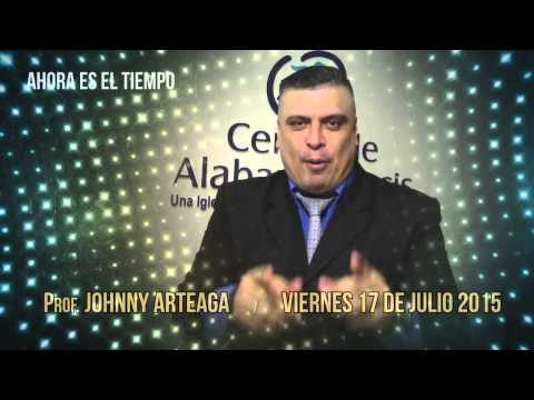 Spot reunión especial junto al Profeta Johnny Arteaga