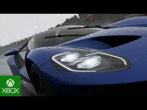 Forza Motorsport 6: Racing in the Rain - YouTube