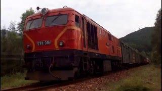 Longest trains in Viet nam / Những tàu hỏa dài nhất Việt nam
