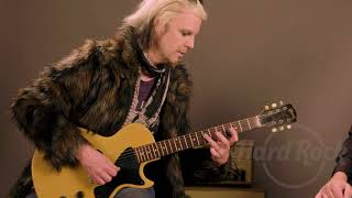 John 5 Plays 7 unbelievably iconic guitars from Hard Rock's vault. This will blow your mind.