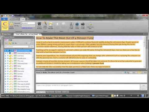 Chimp Rewriter Copyscape Integration