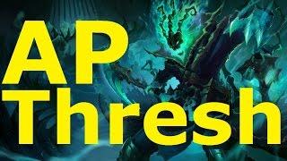 AP THRESH - League of Legends