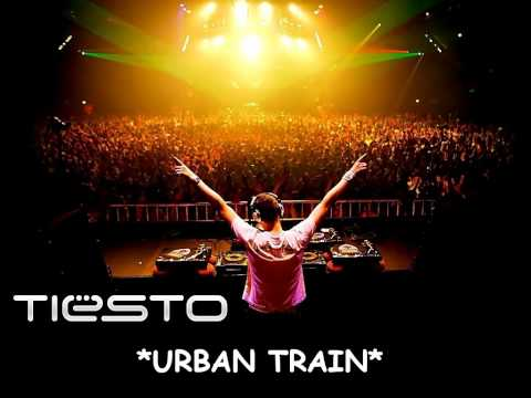Dj Tiesto - Urban Train - HQ