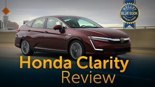 2018 Honda Clarity Plug-In Hybrid - Review & Road Test