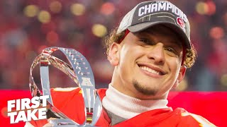 What's at stake for Patrick Mahomes in Super Bowl LIV? | First Take