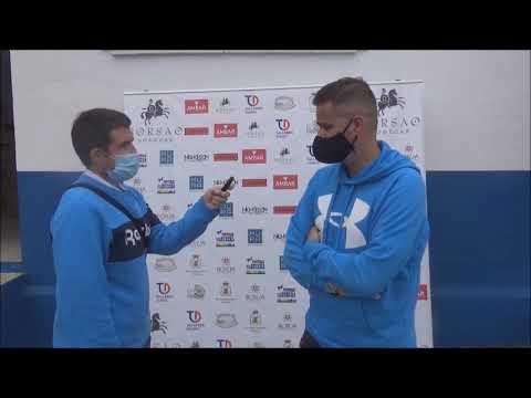 MOISÉS GUTIÉRREZ (Entrenador Borja) SD Borja 1-1 Dep. Aragón / J 6 / 3ª División Grupo Play Off / Fuente YouTube Raúl Futbolero