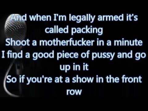 N.W.A - Straight Outta Compton (Lyrics)